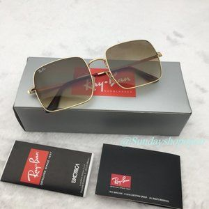 Ray-Ban Rb1971 Square Sunglasses Size 54mm